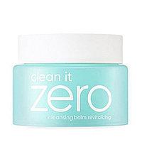 Крем-щербет для чувствительной кожи очищающий  BANILA CO Clean it zero 100 ml.