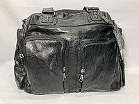 Дорожная сумка Cantlor,из экокожи.Высота 33 см, ширина 39 см, глубина 14 см., фото 1