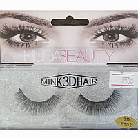 Накладные ресницы Huda beauty milk 3D hair