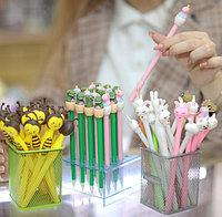 Канцелярия: ручки, растущие ка...