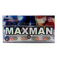 MAXMAN, Максмэн. Капсулы для улучшения потенции у мужчин.