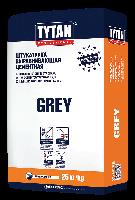 Штукатурка цементная GREY