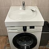 Раковина на стиральную машину Spring 60, фото 2