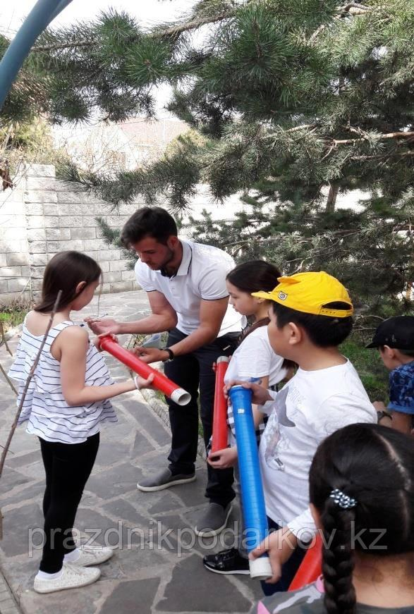 Детский Тимбилдинг в Алматы