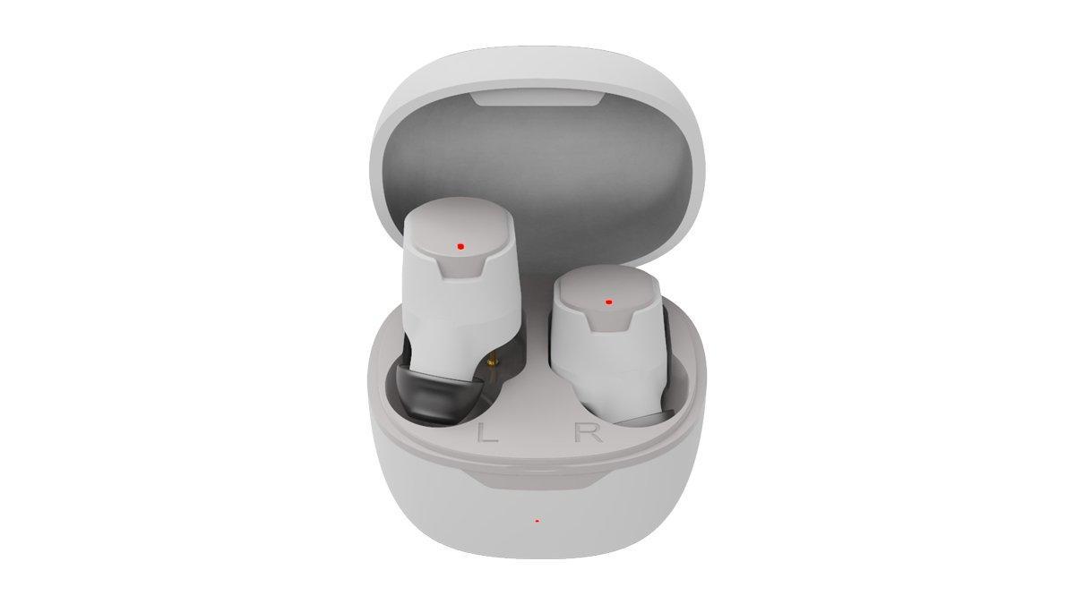 Наушники-вкладыши беспроводные Ritmix RH-835BTH TWS белый