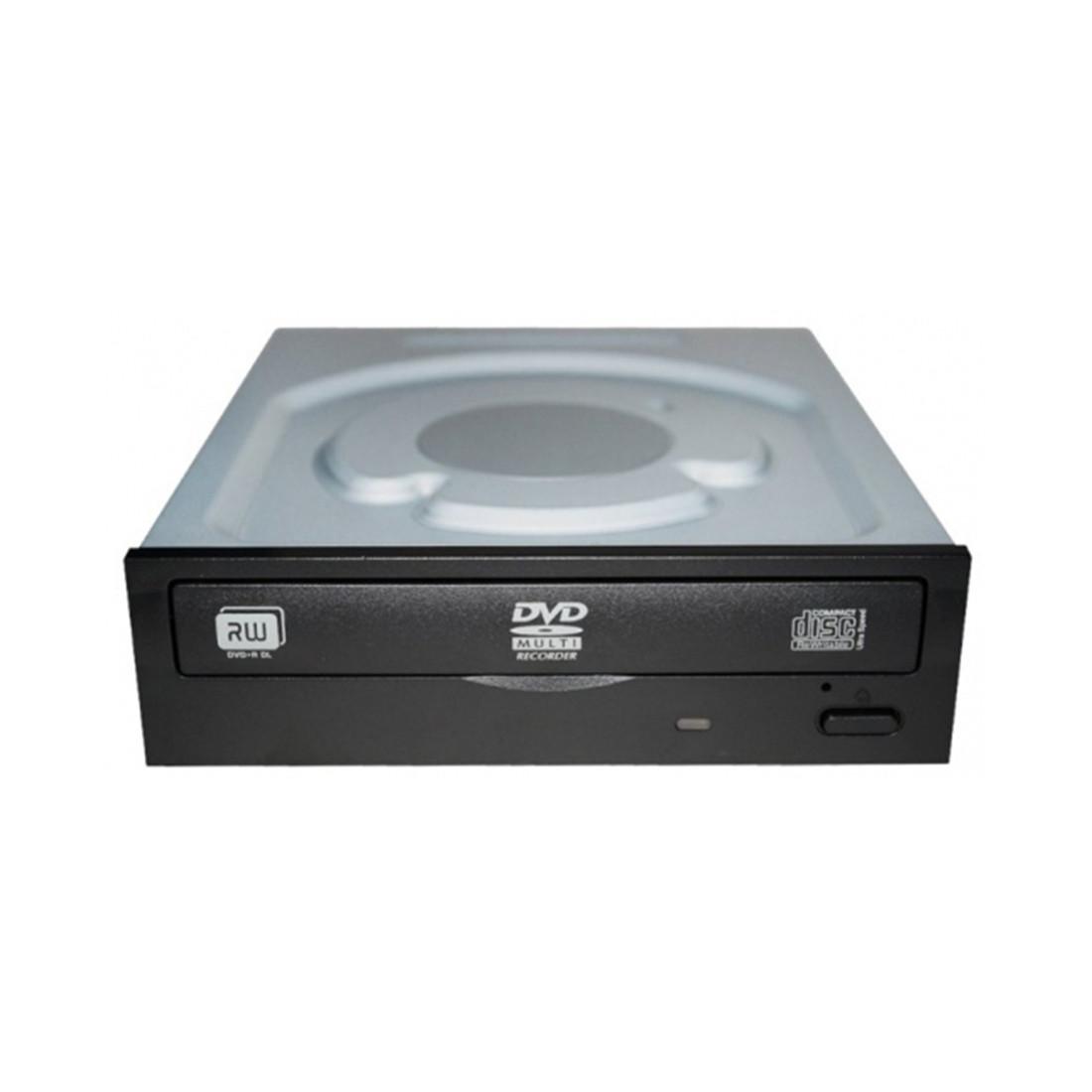 Оптический привод DVD±RW, LITEON, IHAS122-14, 22x8x22xDVD+RW BLK Black, SATA, OEM