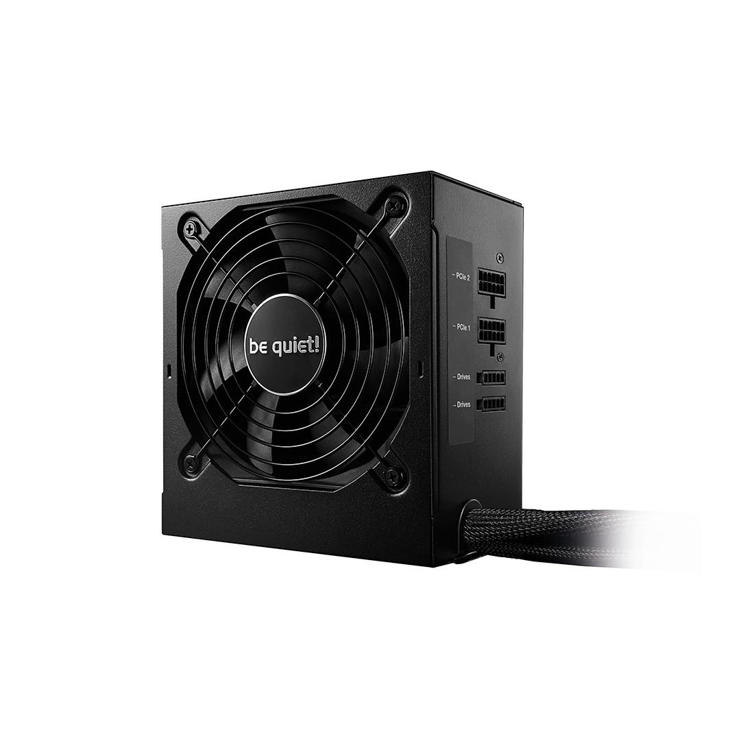 Блок питания, Bequiet!, System Power 9 500W CM, BN301, 500W, 80 PLUS Bronze