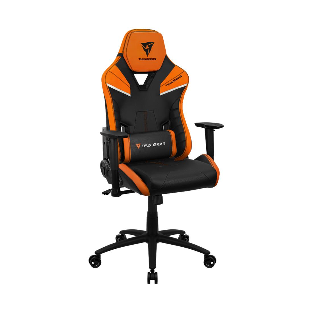 Игровое компьютерное кресло, ThunderX3, TC5-Tiger Orange,