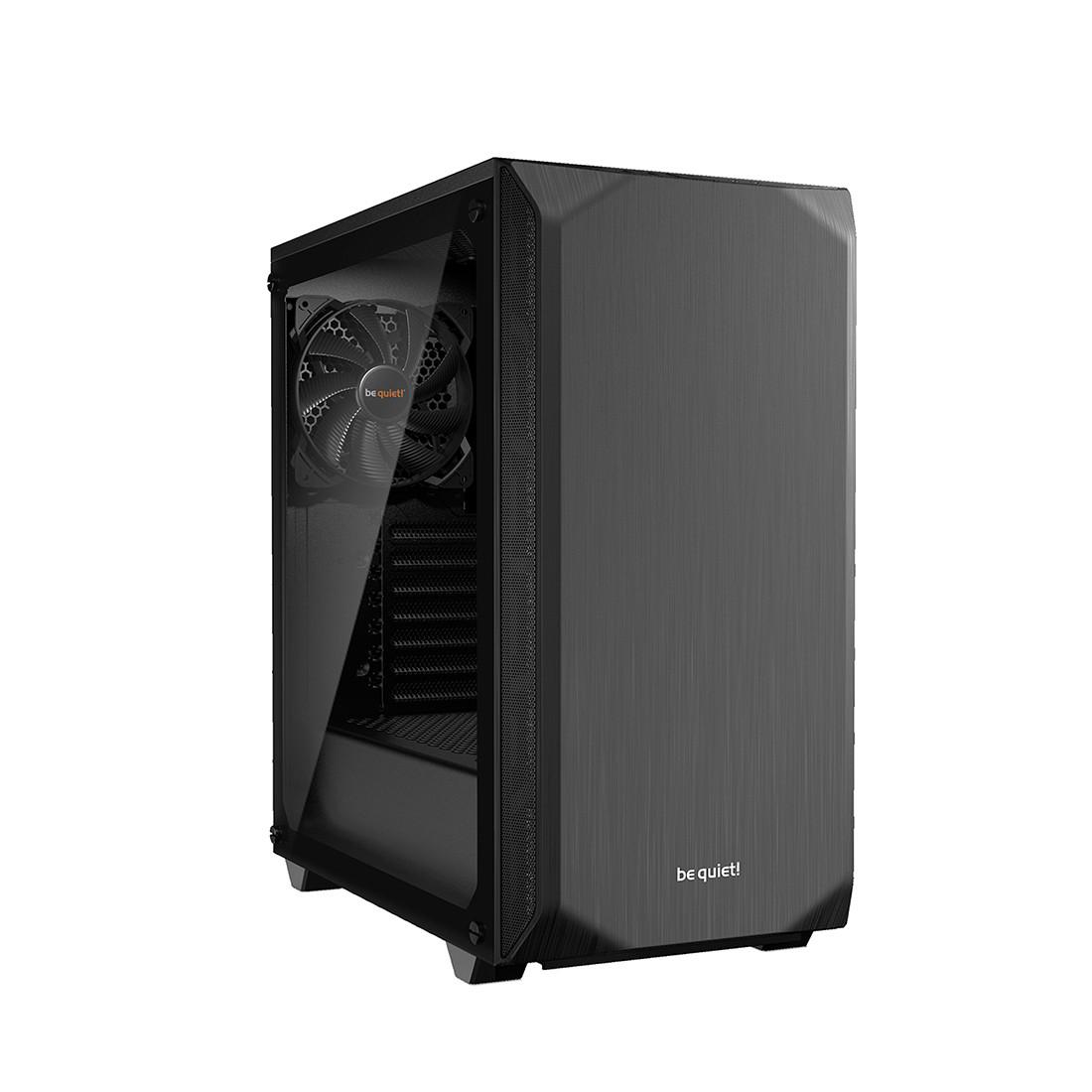 Компьютерный корпус Bequiet! Pure Base 500 Window Black