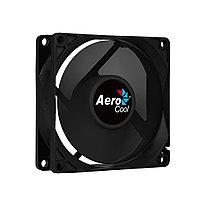 Кулер для компьютерного корпуса, AeroCool, FORCE 8 Black Molex + 3P