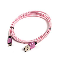 Переходник USB-USB Type C SVC USC-AL0120PK-P Розовый Пол. пакет 1.2 м