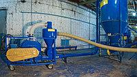 Пневматический транспортер зерна УПТ-30