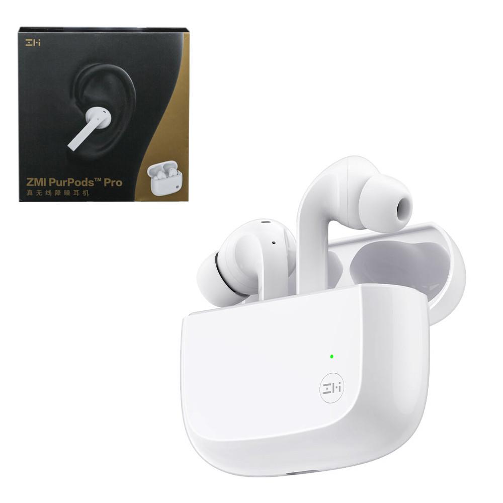 Bluetooth гарнитура ZMI PurPods Pro (TW100ZM), White