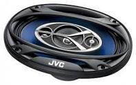 """Колонки автомобильные коаксиальные JVC [Hybrid Surround + Carbon Mica Cone] (CS-V6937 (16x24см, 6""""x9"""", 4-way,"""