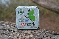 Капсулы для похудения Fat Zorb Фат Зорб в железной банке усиленные 36 капсул