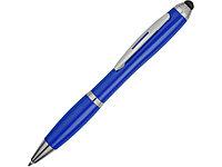 Ручка-стилус шариковая Nash, ярко-синий