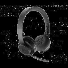 Logitech 981-000914 Гарнитура беспроводная Zone Wireless UC