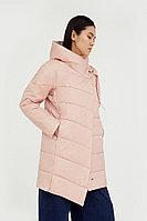 Пальто женское Finn Flare, цвет розовый, размер 2XL