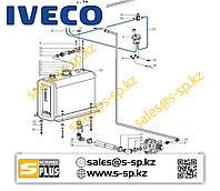 Гидравлический набор на IVECO с алюминиевым баком