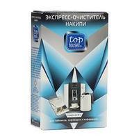 Экспресс-очиститель накипи для чайников, кофеварок и кофемашин Top House, 4 шт. x 50 г