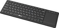 Клавиатура беспроводная Ritmix RKB-350BTH черный, фото 1