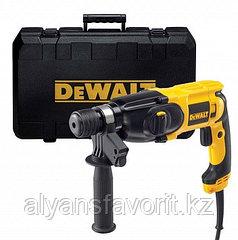 DeWalt, D25013K, 22 мм, перфоратор SDS-Plus, 650 Вт, 3 режима, 1.8 Дж (EPTA 05/2009), 4550 уд/мин, к
