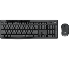 Logitech 920-009807 MK295 Комплект беспроводной клавиатура+мышь