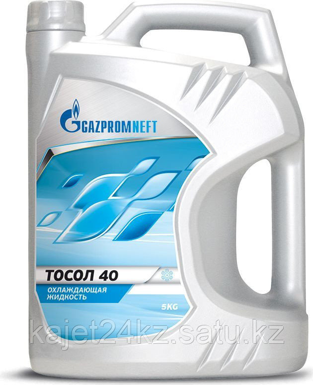 Тосол 40   5кг   Газпромнефть