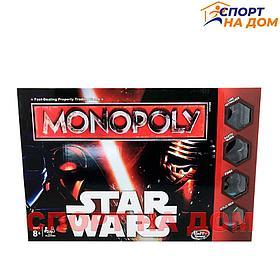 Настольная игра монополия Star Wars (Звёздные Войны) 8+