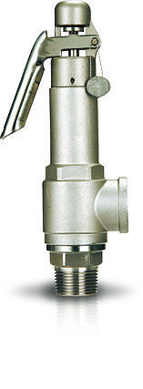 Предохранительный клапан L9-LS/LBP, фото 2