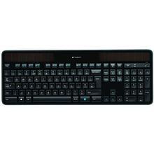 Logitech 920-002938 K750 клавиатура беспроводная