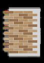 Декоративное покрытие Фасад АМК кирпич МИКС, фото 2