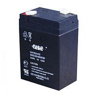 Аккумулятор 6V 5Ah для детских электромобилей и электромотоциклов Kaller