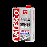 VALESCO EUROTEC GX7000 SAE 5W-30 1L, API SN/CF