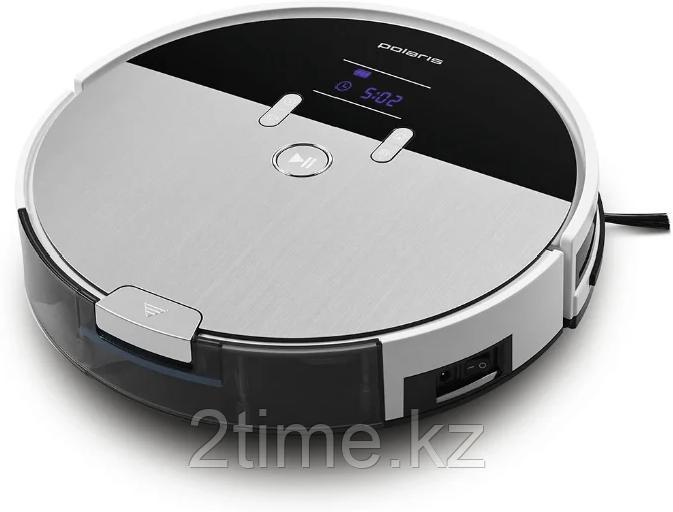 Робот-пылесос Polaris Smartgo PVCR 0930 черный/серебристый