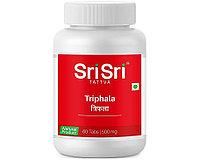Трифала 60 таблеток, Sri Sri Tattva, аюрведическое средство для омоложения и очищения организма