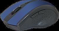 Мышь беспроводная Defender Accura Accura MM-665 синий,6 кнопок, 800-1600 dpi, фото 1