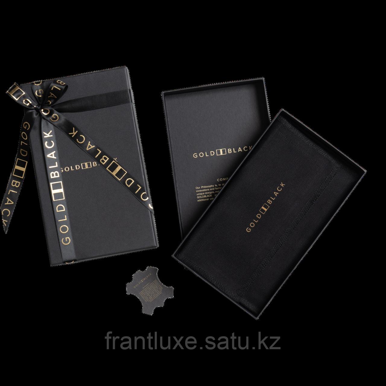 Чехол для телефона iPhone 12/12 Pro с ремешком-держателем Nappa чёрный - фото 2