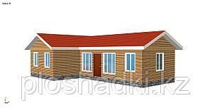 Индивидуальный жилой дом из СИП-панелей