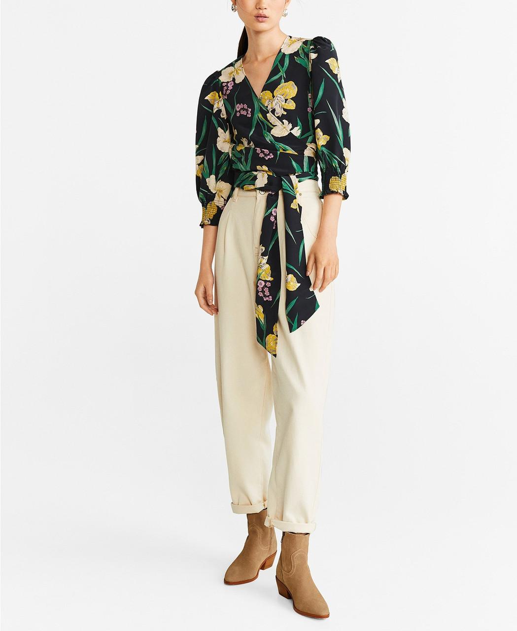 Mango Женская блуза-Т1