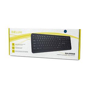 Клавиатура Delux DLK-1900OGB, фото 2