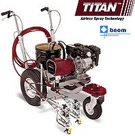 Разметочная машина Titan PowrLiner 2850 - 2 gun Wagner