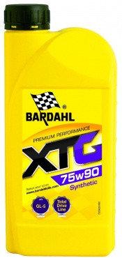 Синтетическое масло для МКПП XTG 75W90 1L