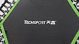 Фитнес батут для джампинга с ручкой Techsport, фото 5