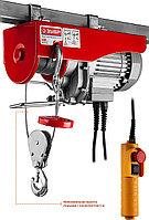 Тельфер (электроталь), ЗУБР ЗЭТ-500, 500/250 кг, 900 Вт