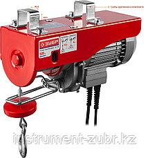Тельфер (электроталь), ЗУБР ЗЭТ-500, 500/250 кг, 900 Вт, фото 3