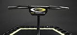 Фитнес батут для джампинга с ручкой LeeFitness Pro, фото 4