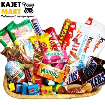 Конфеты,шоколад,кондитерские изделия