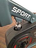 Велотренажер ART.FiT Spin Bike ES-7702, фото 4
