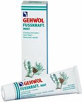 Крем GEHWOL Fusskraft Mint для ног 125 мл